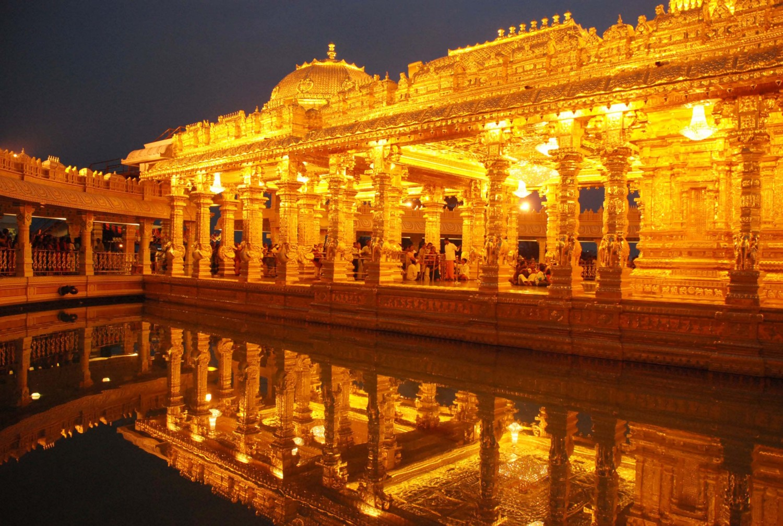 Lakshmi Temple, Vellore Tourism