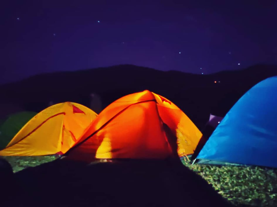 camping in uttrakhand.