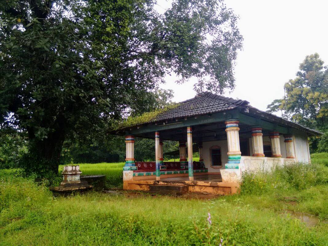 Small mud houses & temples have kept Konkan beautiful
