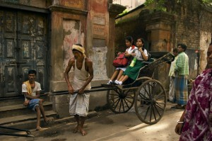 kolkata-rickshaws