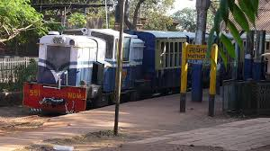 matheran toy train