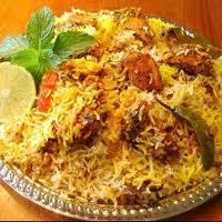 Shahi Nawabi biryani