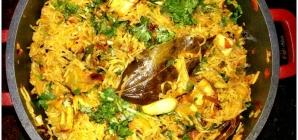 Kathal Biryani (Jackfruit) –   Avadhi Delight