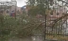 Hudhud Hurricane