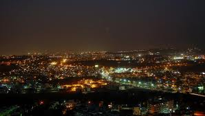 View of Bhopal City
