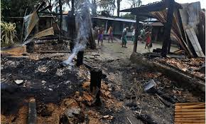 Assam - Burning Issue
