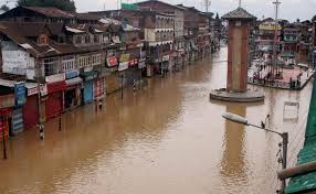 Kashmir Floods was the biggest disaster