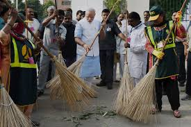 Great Inspiration for a Swaccha Bharat