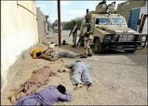 Effect on Civilians