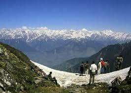 Mesmerizing View of Himalayas