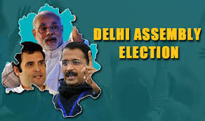 Delhi Election heat picking up
