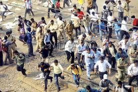Mumbai Train Service Crisis