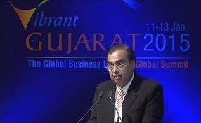 Reliance to Invest in Gujrat