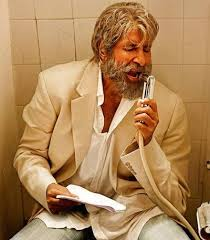 Amitabh in Shamitabh