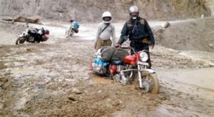 Leh manali road