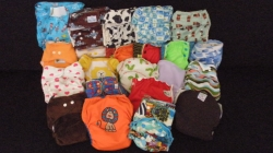 Cloth Diapering – The eco friendly solution.