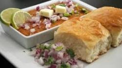 Pav Bhaaji – Street Food Of India