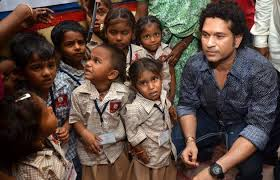 Sachin Has become God to these People also