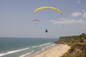 Varkala - The most serene beaches in Kerala