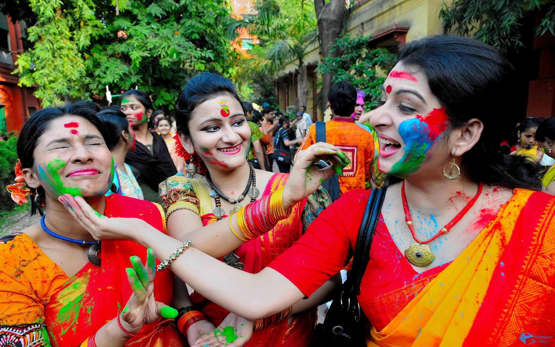Holi, festival of India