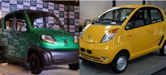 Bajar launches new car