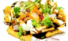 "PAPDI CHAAT- ""The Easiest way to make Chaat"""