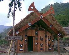 Naga Houses