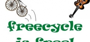Freecycle India – Join the growing crowd and make the world a better place