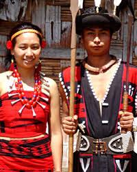 naga costume