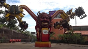 Monster Spring, Wonderla