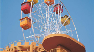 Sky Wheel, Wonderla, Kerala