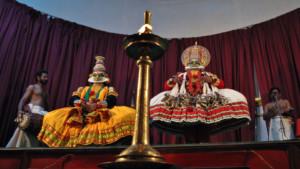 Kathakali Dance Form