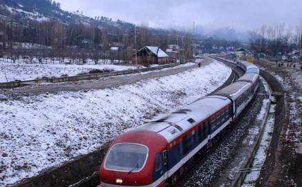 Srinagar Railways
