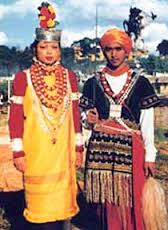 dress of khasi tribe