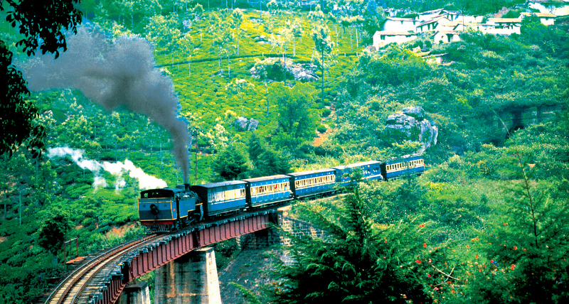 nilgiri Indian railway