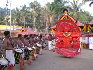 Theyyam - An art form of Kerala