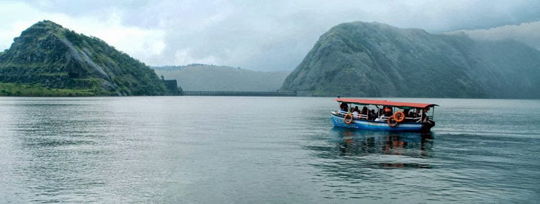 Boat Journey, Kulamavu