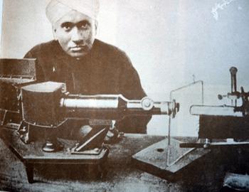Sir C.V. Raman
