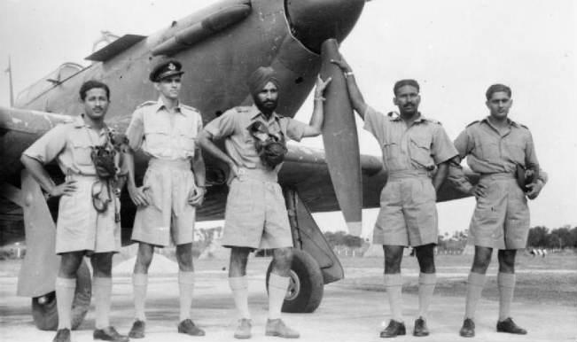 indian air force world waar 2