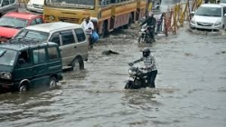 Heavy Rains and Cold wave lash South India