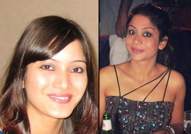Sheena Bora and Indrani Mukerjea