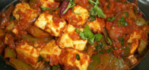 Capsicum Paneer – Healthy and Delicious!