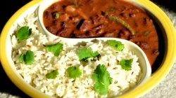 A way to Someone's Heart :  Rajma Rice