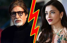 Big B and Aishwarya in controversy?