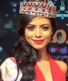 Guwahati Girl Priyadarshini Chatterjee crowned Miss India World 2016