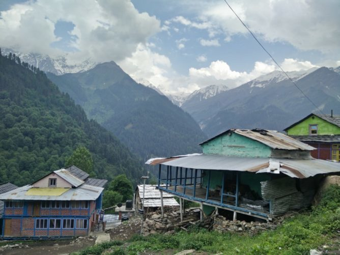 Parvati Valley, Tosh