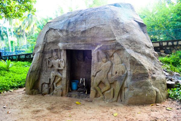 Vizhinjam Rock-Cut Temple