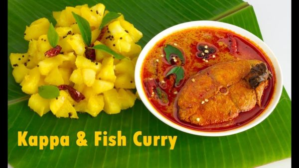 kappa and fish curry