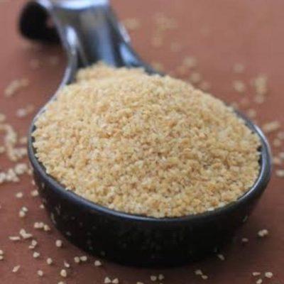 Dalia or Broken wheat