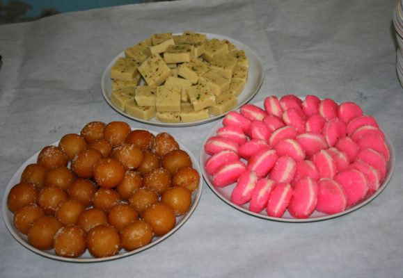 Home Made sweets